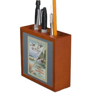 Vintager Jagd-und Stifthalter