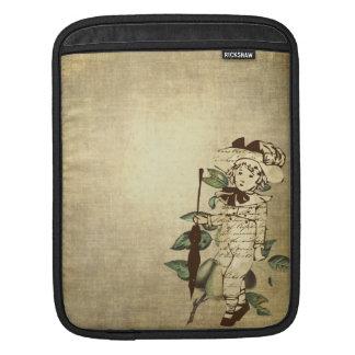 Vintager Junge Sleeve Für iPads