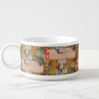 Vintager Karl Larsson die Küche Schüssel