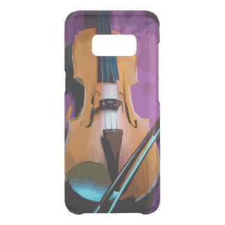 Vintager Kasten Samsungs-Galaxie - Viola Get Uncommon Samsung Galaxy S8 Hülle