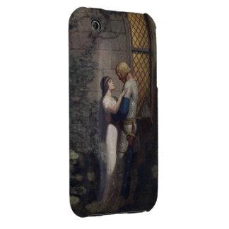 Vintager König Arthur 2 iPhone 3G-3GS Fall iPhone 3 Covers