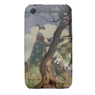 Vintager König Arthur 5 iPhone 3G-3GS Fall Case-Mate iPhone 3 Hüllen