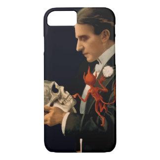 Vintager Magier, Thurston, das einen menschlichen iPhone 8/7 Hülle