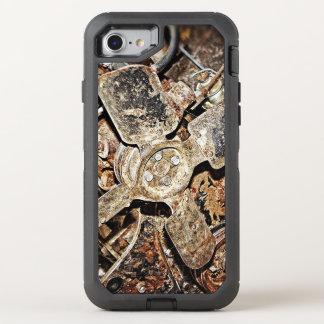 Vintager Motor OtterBox Defender iPhone 8/7 Hülle