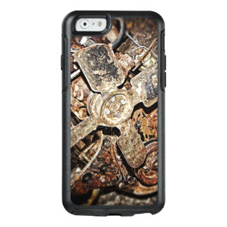 Vintager Motor OtterBox iPhone 6/6s Hülle