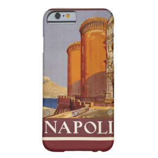 """Vintager """"Napoli"""" Telefon-Kasten (iPhone 6/6s) Barely There iPhone 6 Hülle"""