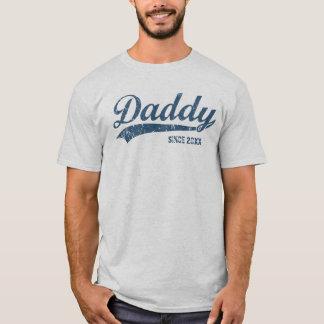 Vintager neuer Vati seit [Jahr] T - Shirt