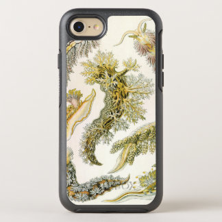 Vintager Nudibranchia, Seeschnecken durch Ernst OtterBox Symmetry iPhone 8/7 Hülle