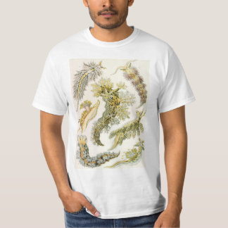 Vintager Nudibranchia, Seeschnecken durch Ernst T-Shirt