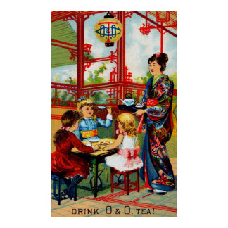 Vintager O&O Tee Poster