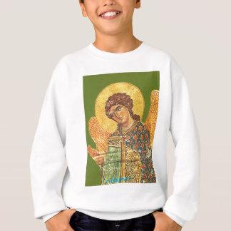 Vintager orthodoxer Ikon, Engel Gabriel Sweatshirt