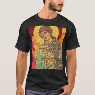 Vintager orthodoxer Ikon, Engel Gabriel T-Shirt