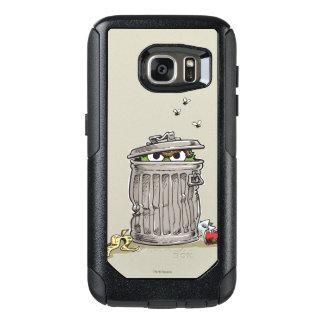 Vintager Oscar in der Abfall-Dose OtterBox Samsung Galaxy S7 Hülle