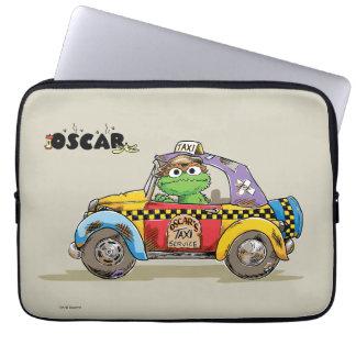 Vintager Oscars Taxi-Service Laptop Sleeve