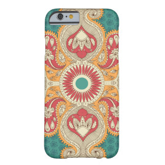 Vintager Paisley iPhone 6 Fall Barely There iPhone 6 Hülle