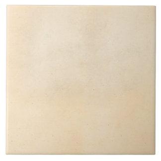 Vintager Pergamentpapier-Schablonen-freier Raum Keramikfliese