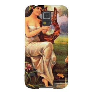 Vintager Radiana Samsung Kasten Galaxie-S5 Galaxy S5 Hülle