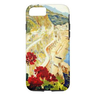 Vintager Reise Amalfis Italien Europa iPhone 7 iPhone 8/7 Hülle