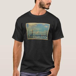 Vintager Reise-T - Shirt Charlestons