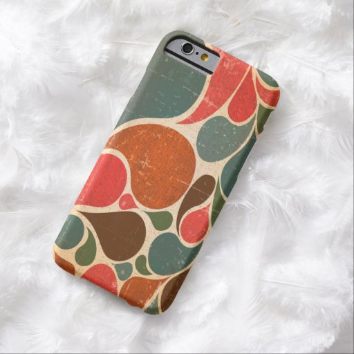 Vintager Retro Art iPhone 6 Fall Barely There iPhone 6 Hülle