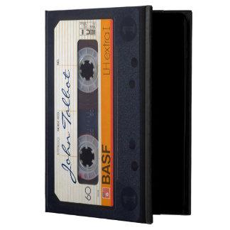 Vintager Retro umgearbeiteter 80er Mixtape