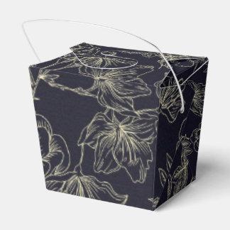 Vintager Rosen-Bevorzugungs-Kasten Geschenkschachtel