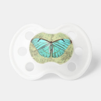 Vintager Schmetterling Schnuller