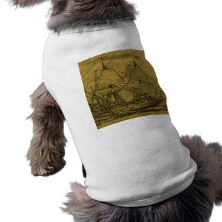 Vintager Schooner T-Shirt