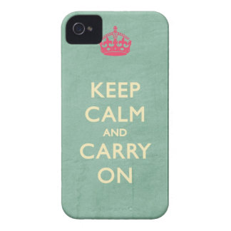 Vintager Shabby Chic-Case-Mate Identifikations-Fal iPhone 4 Hüllen