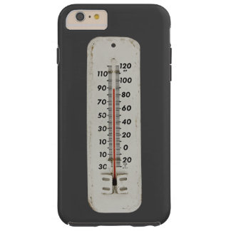 Vintager Thermometer Tough iPhone 6 Plus Hülle