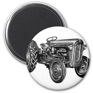 Vintager Traktor Magnets