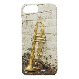 Vintager Trompete-Telefon-Kasten iPhone 8/7 Hülle