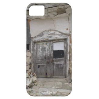 Vintager Tür iPhone Fall iPhone 5 Case