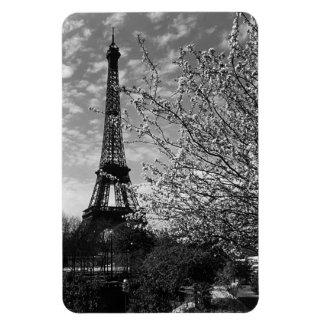 Vintager Turm 1970 Frankreichs Paris Eiffel Magnet