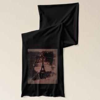 Vintager Turm 3 Paris Eiffel Schal