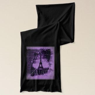 Vintager Turm 4 Paris Eiffel Schal
