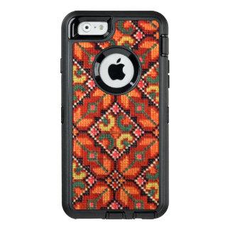 Vintager ukrainischer OtterBox iPhone 6/6s hülle