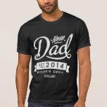 Vintager und Augen-anziehender neuer Vati 2014 Shirt