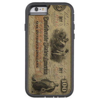 Vintager verbündeter Währung iPhone 6 Fall Tough Xtreme iPhone 6 Hülle