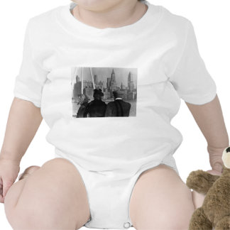 Vintager Verlobungs-Entwurf T-shirt