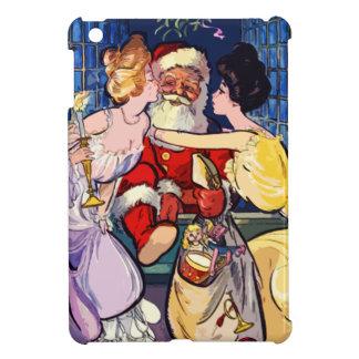 Vintager Weihnachtsmann iPad Mini Hülle