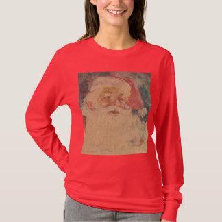 Vintager Weihnachtsmann T-Shirt