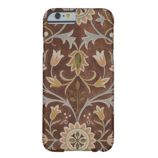 Vintager William Morris wenig Blume GalleryHD Barely There iPhone 6 Hülle