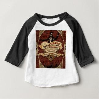 Vintager Zirkus Baby T-shirt