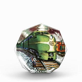 Vintager Zug-Preis Auszeichnung