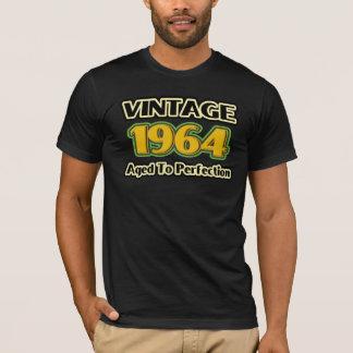 Vintages 1964 - Gealtert zur Perfektion T-Shirt