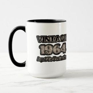 Vintages 1964 - Gealtert zur Perfektion Tasse