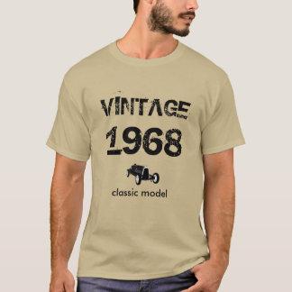Vintages 1968 oder Änderungsjahr T-Shirt