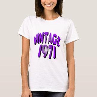 Vintages 1971 T-Shirt