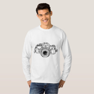 Vintages 35mm SLR T-Stück T-Shirt
